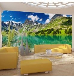 Fotomural - Un lago montañés