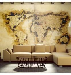 Fotomural - Mapa de los...