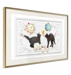 Póster - Cat Fight