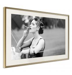 Póster - Smoking Harms Your...