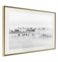 Póster - Fog Over the Forest