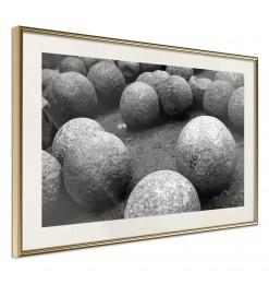 Póster - Stone Spheres