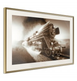 Póster - Steam and Steel