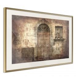 Póster - Mysterious Door