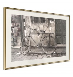 Póster - Old Bicycle