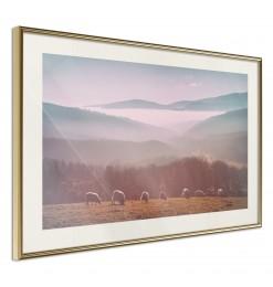Póster - Mountain Pasture