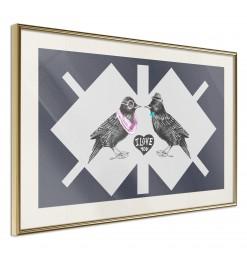 Póster - Bird Love