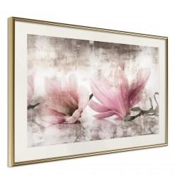 Póster - Picked Magnolias