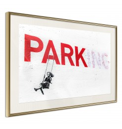 Póster - Banksy: Park(ing)