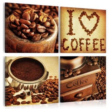 Cuadro - Coffee - Pleasant...