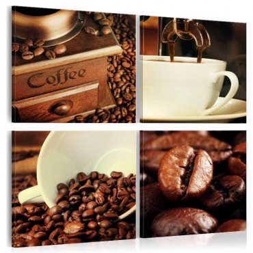 Cuadro - Coffee Tasting