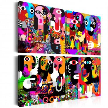 Cuadro - Abstract...