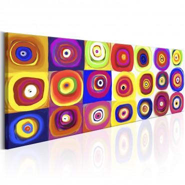 Cuadro - Colourful Carousel