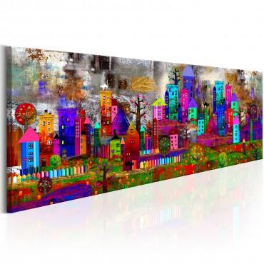 Cuadro - Fantasy City