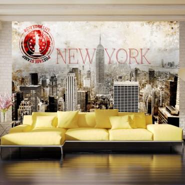 Fotomural - New York - POST...
