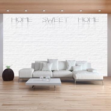 Fotomural - Home, sweet...