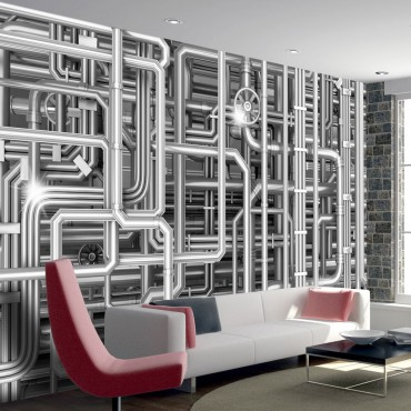 Fotomural - Urban Maze