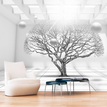 Fotomural - Tree of Future